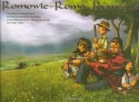 Romowie Roma Romanies - okładka książki