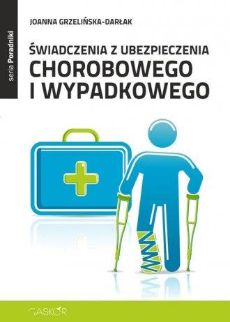 Świadczenia z ubezpieczenia chorobowego - okładka książki