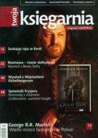 Twoja Księgarnia 3(11)/2011 - okładka książki