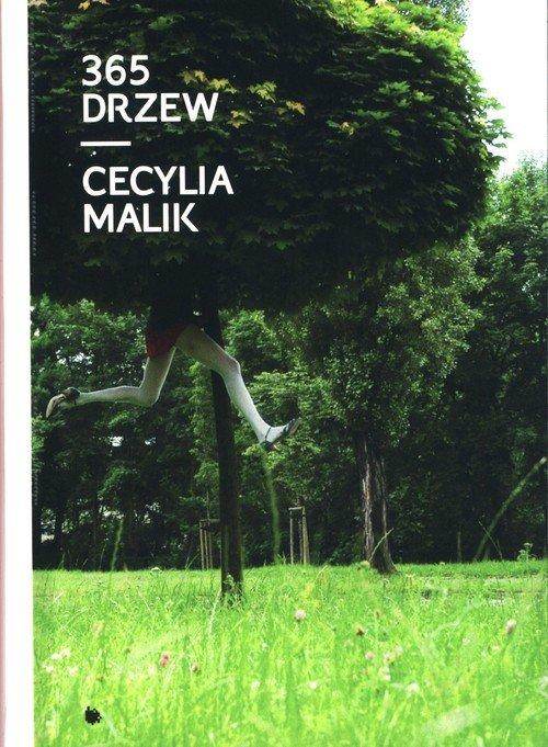 365 drzew - okładka książki