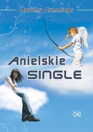 Anielskie single - okładka książki