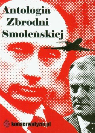 Antologia Zbrodni Smoleńskiej - okładka książki