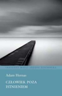 Człowiek poza istnieniem - okładka książki