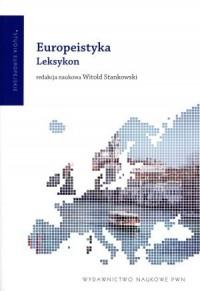 Europeistyka. Leksykon - okładka książki