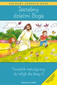 Jesteśmy dziećmi Boga. Podręcznik - okładka książki