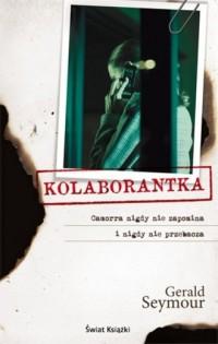 Kolaborantka - okładka książki