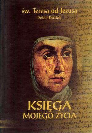Księga mojego życia - okładka książki