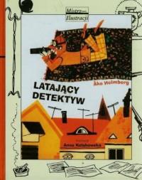 Latający detektyw - okładka książki