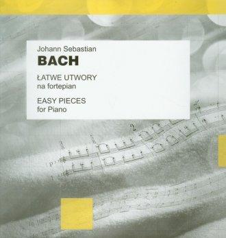 Łatwe utwory na fortepian - okładka podręcznika