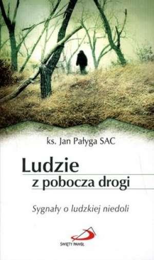 Ludzie z pobocza drogi - okładka książki