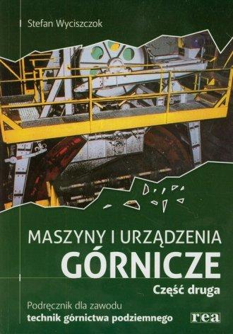 Maszyny i urządzenia górnicze. - okładka podręcznika