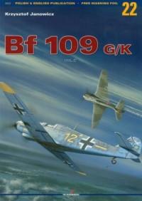Messerschmitt Bf 109 G/K vol.II - okładka książki