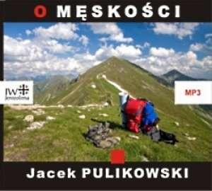 O męskości (CD) - pudełko audiobooku