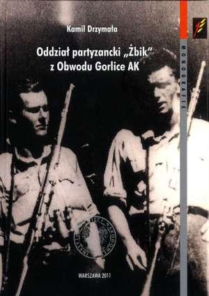 Oddział partyzancki ŻBIK z obwodu - okładka książki
