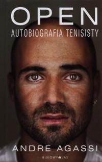 Open. Autobiografia tenisisty - okładka książki