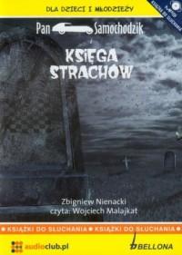 Pan Samochodzik i Księga Strachów - pudełko audiobooku