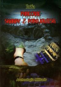 Pancerne skarby z pobojowisk - okładka książki