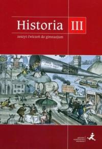 Podróże w czasie. Historia. Klasa 3. Gimnazjum. Zeszyt ćwiczeń - okładka podręcznika