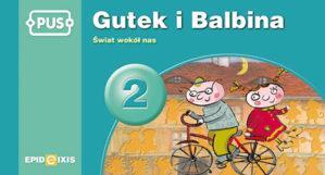 PUS. Gutek i Balbina 2 - okładka podręcznika