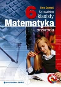 Sprawdzian 6-klasisty. Matematyka i przyroda - okładka podręcznika