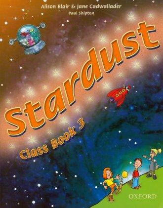 Stardust 3. Class Book. Szkoła - okładka podręcznika
