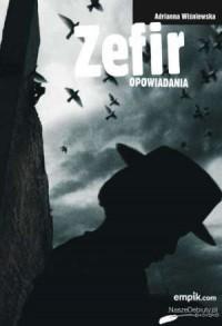 Zefir. Opowiadania - okładka książki