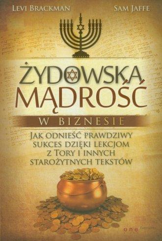Żydowska mądrość w biznesie. Jak - okładka książki