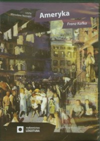 Ameryka (CD) - pudełko audiobooku