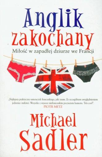 Anglik zakochany - okładka książki