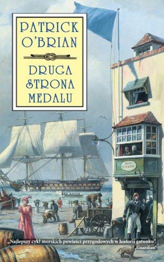 Druga strona medalu - okładka książki