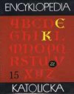 Encyklopedia Katolicka. Tom 15 - okładka książki
