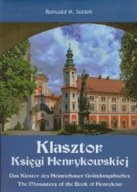 Klasztor Księgi Henrykowskiej - okładka książki