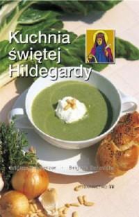 Kuchnia św. Hildegardy - okładka książki
