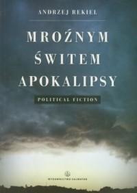 Mroźnym świtem apokalipsy - okładka książki