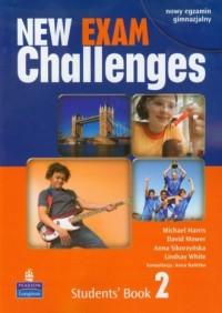 New Exam Challenges 2. Student s Book - okładka podręcznika