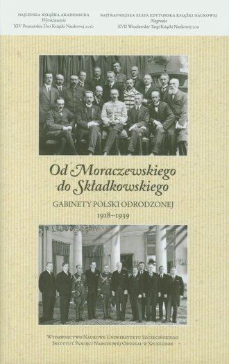 Od Moraczewskiego do Składkowskiego. - okładka książki