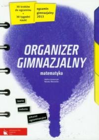 Organizer gimnazjalny. Matematyka - okładka podręcznika