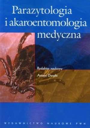 Parazytologia i akaroentomologia - okładka książki