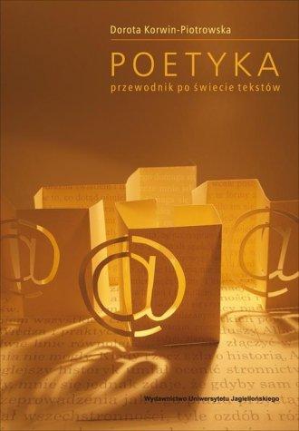 Poetyka. Przewodnik po świecie - okładka książki