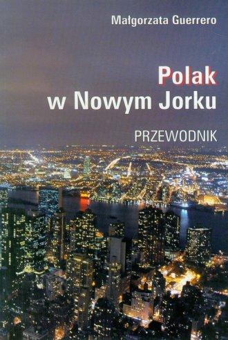 Polak w Nowy Jorku - okładka książki