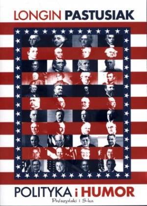 Polityka i humor - okładka książki