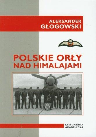 Polskie orły nad Himalajami - okładka książki