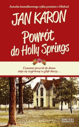 Powrót do Holly Springs - okładka książki