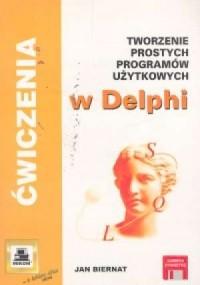 Programy użytkowe w Deplphi - okładka książki