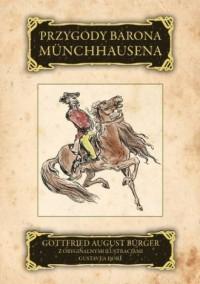 Przygody barona Munchhausena - okładka książki