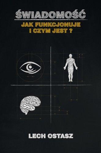 Świadomość - okładka książki