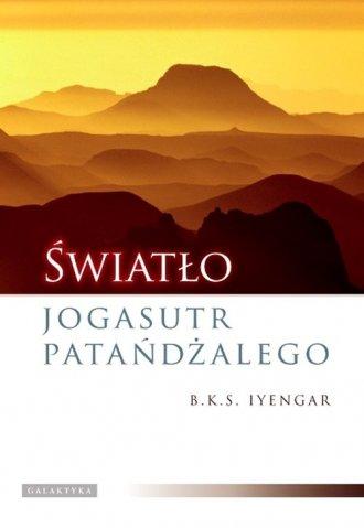 Światło Jogasutr Patańdżalego - okładka książki