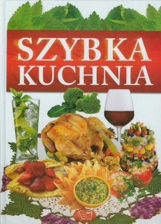 Szybka kuchnia - okładka książki