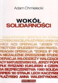 Wokół Solidarności - okładka książki