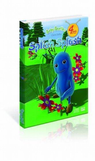 Baby Beetles (CD) - okładka podręcznika